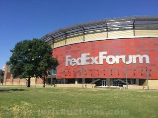 FedExForum - Memphis, TN